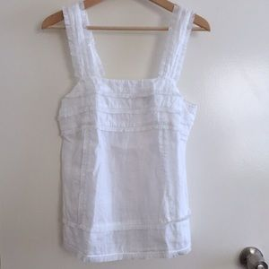 J.Crew Cotton Linen Top